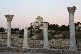 Крымские каникулы, сентябрь 2012