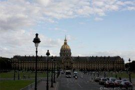Франция, Париж - июль, 2011