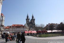 Чехия, Прага - апрель, 2009